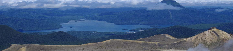 About Lake Akan