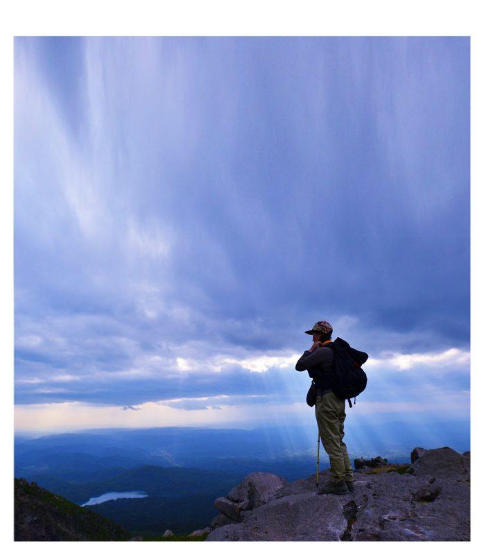 Mt. Meakan Trekking: Akan Lakeside Course (12 km Round Trip)