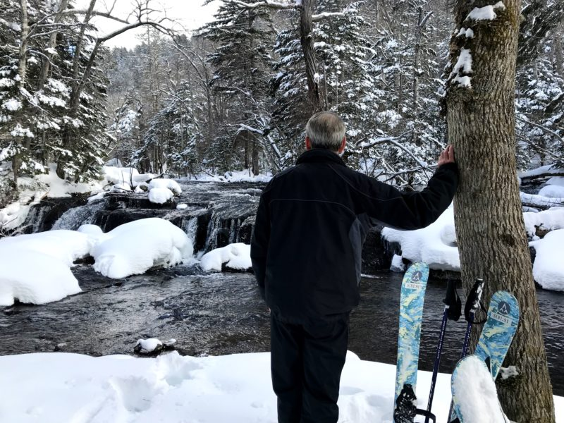 湖北の森アドベンチャー プレミアムツアー(冬季)