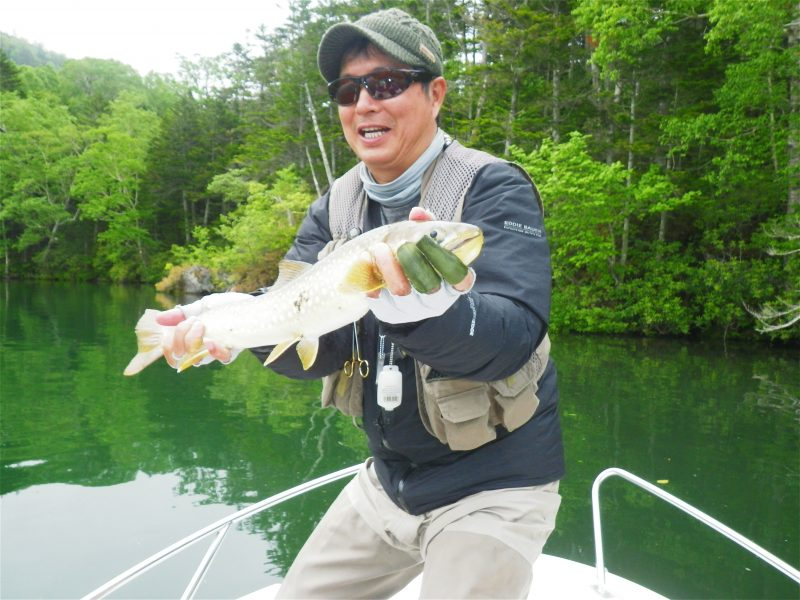 Lake Akan, Akan River, Hyotan Pond Fishing Tour (Half Day)